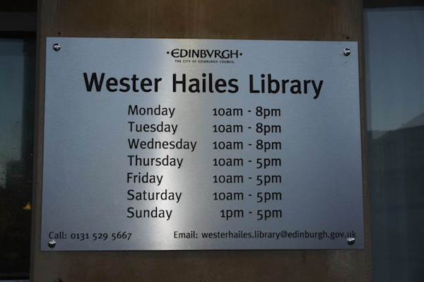TER-Wester-Hailes-Library-sign