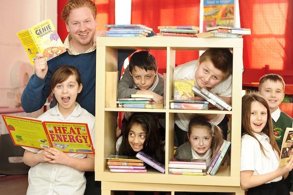 FREE PIC: Generation Green Book Club 01