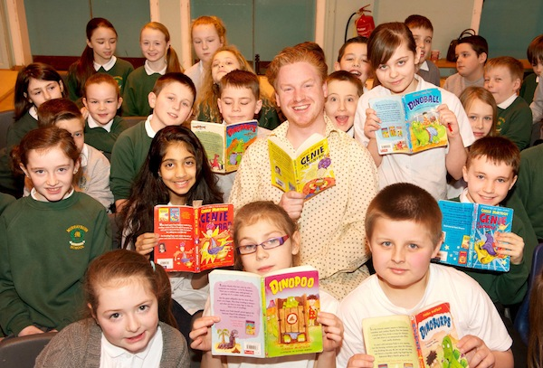 FREE PIC: Generation Green Book Club 05