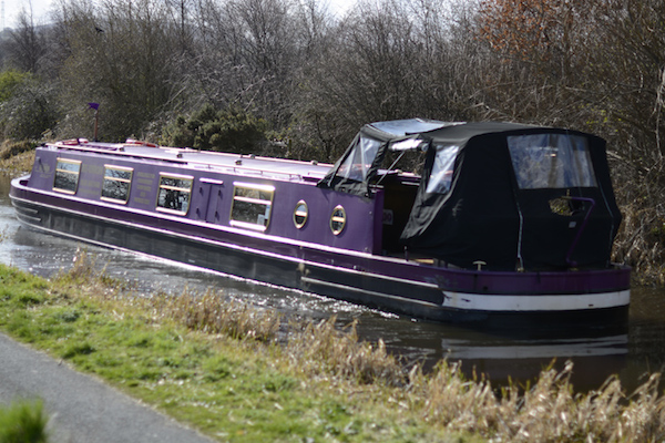 CanalBarge