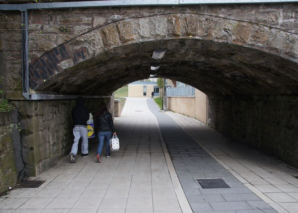 Healthy Living Centre underpass link