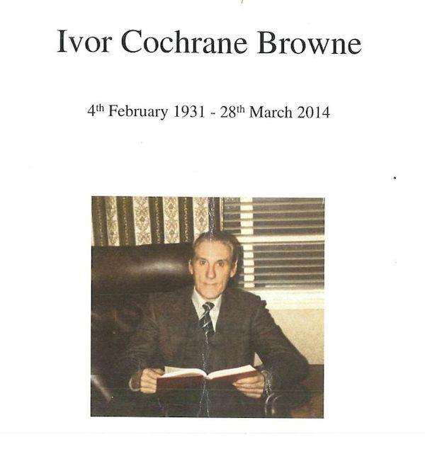 Ivor Browne
