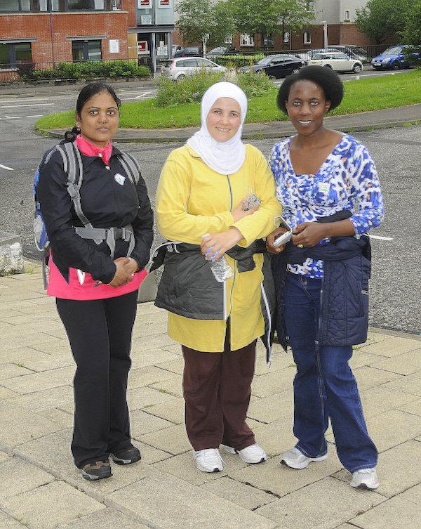 SCOREscotland Big Fit walkers return