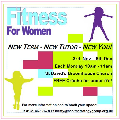 broomhouse fitness women