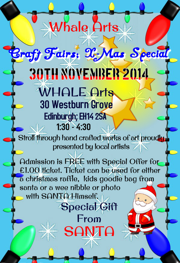 craft fair new poster