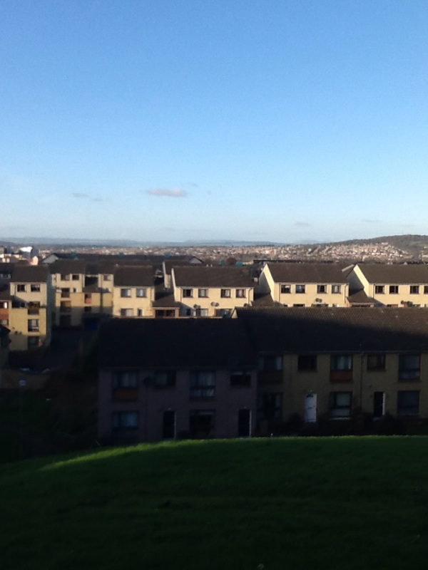 Clovenstone Hill View Edinburgh