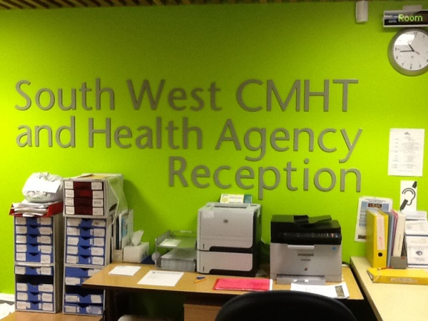 Health Agency Reception Healthy Living Centre Doctor