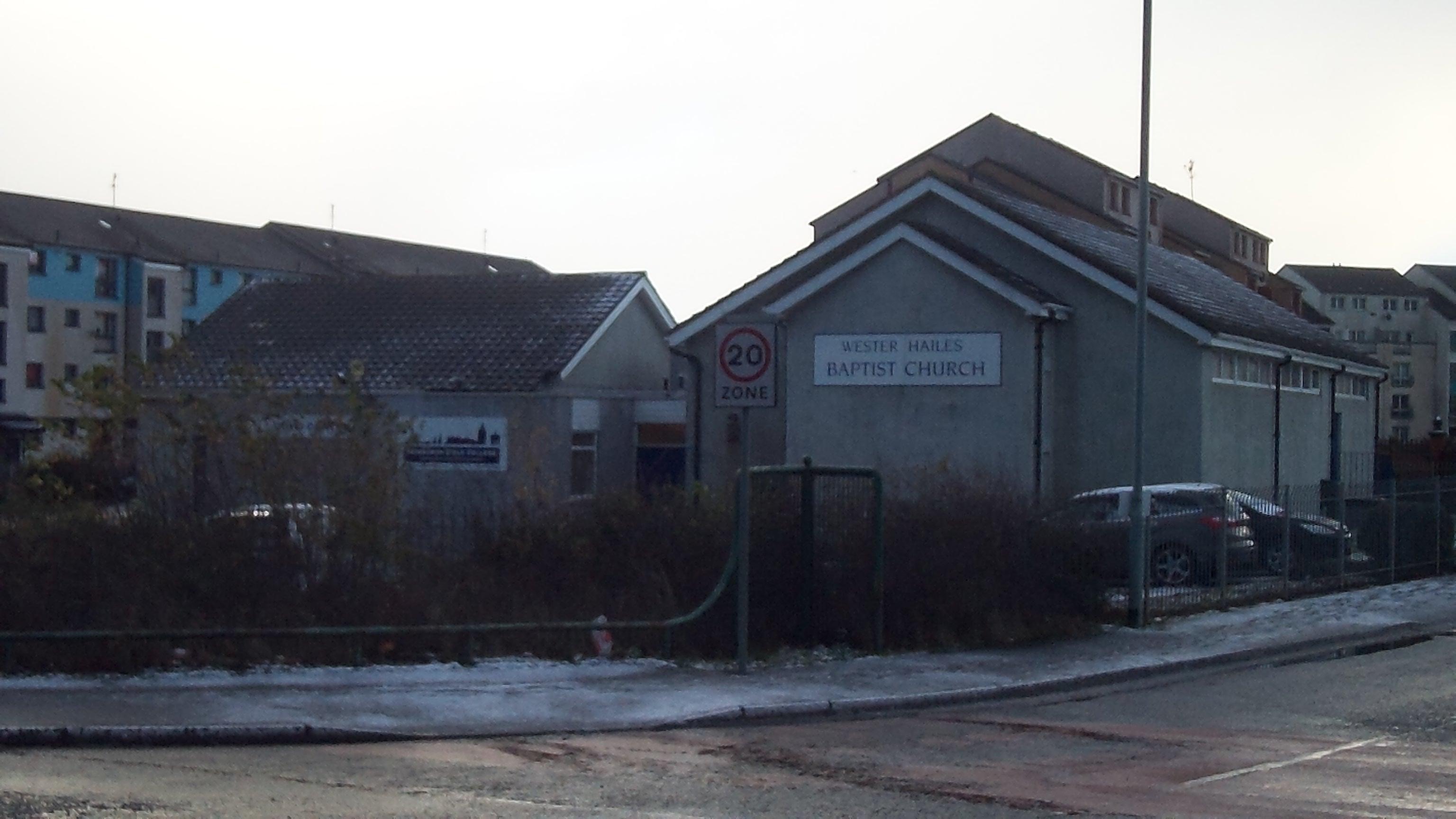 Wester Hailes Baptist Church Bible College Dove Centre