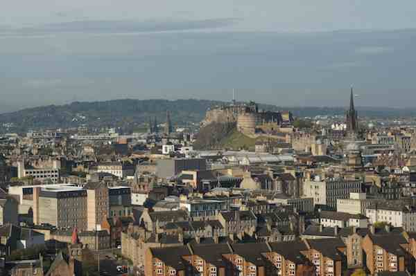 Edinburgh-Castle-from-Arthurs-Seat