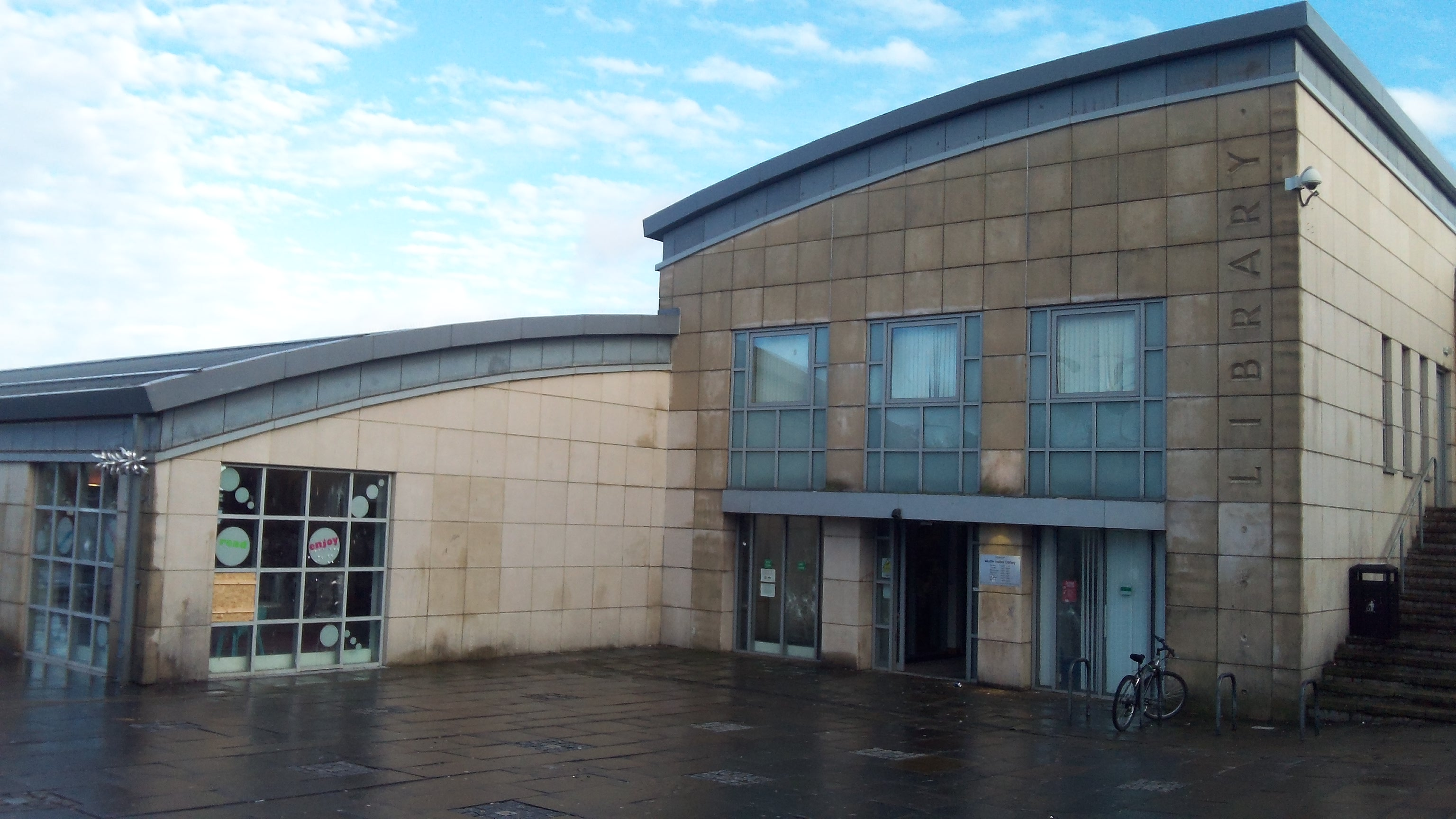 Wester Hailes Library