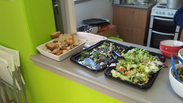 health Agency Garden Kitchen Launch