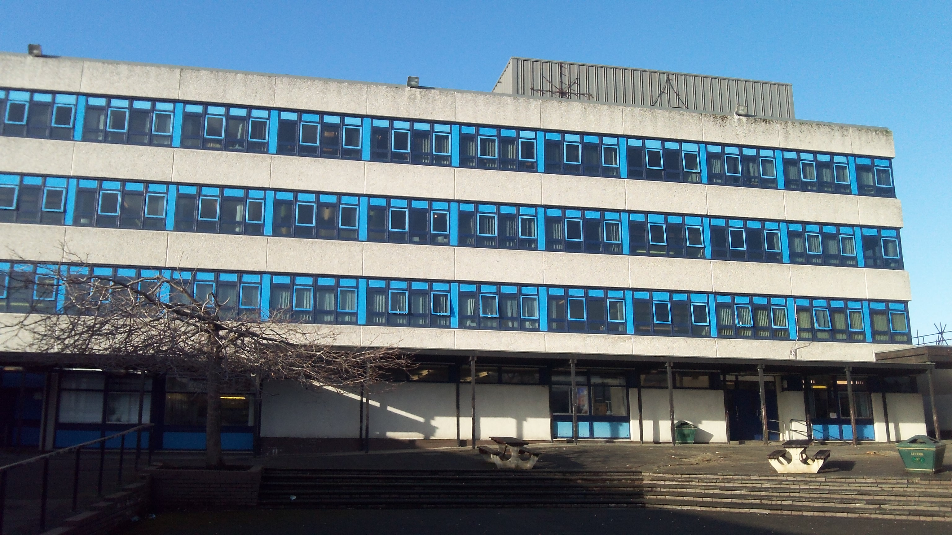 WHEC Wester Hailes Education Centre