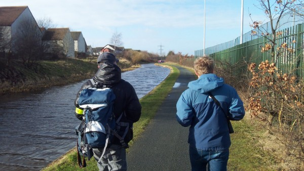Wester Hailes Wildlife Walk