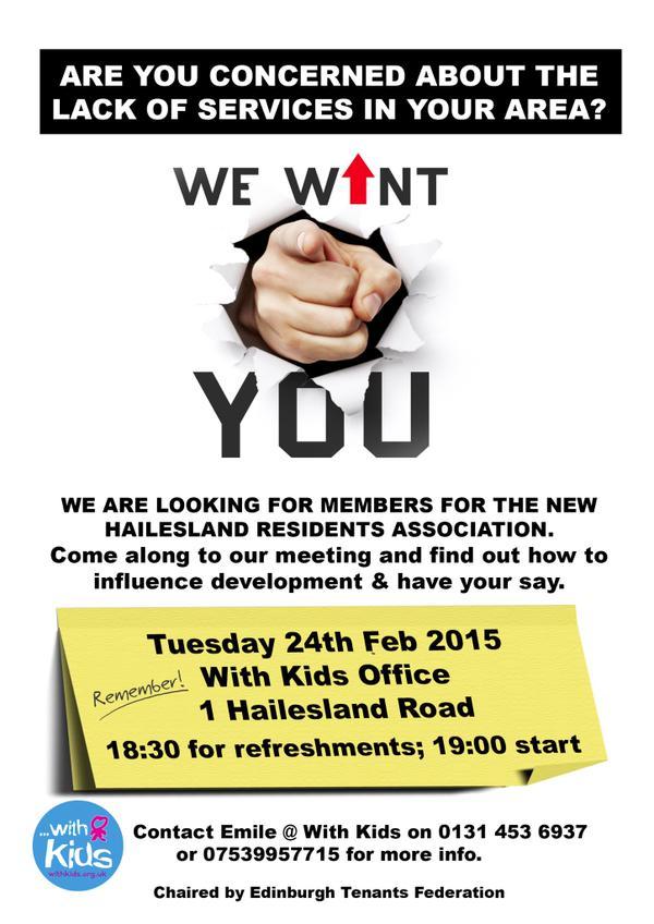 hailesland Residents Association