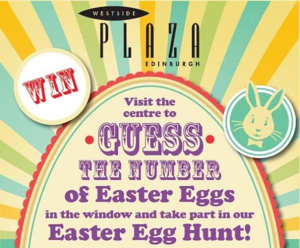 Westside Plaza Easter Egg Hunt
