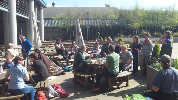 Canal College Share your Stories event