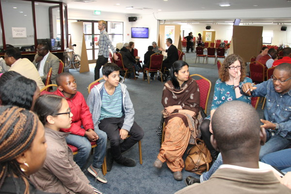 2015-04-25 Open Space Event