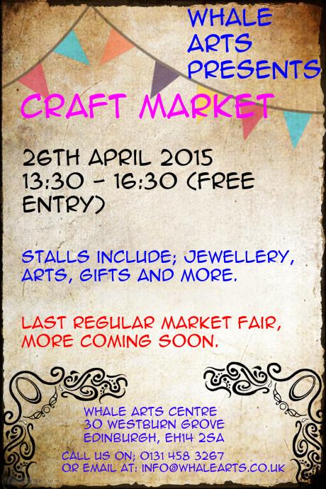 Craft Markey Poster