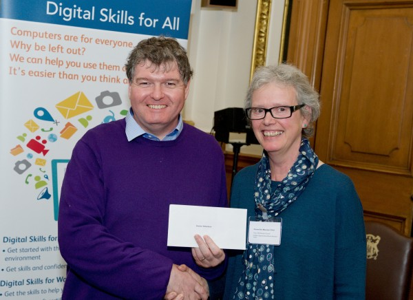 Celebrate 1000 Learners at the Edinburgh City Chambers.