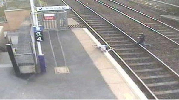 Picture from British Transport Police