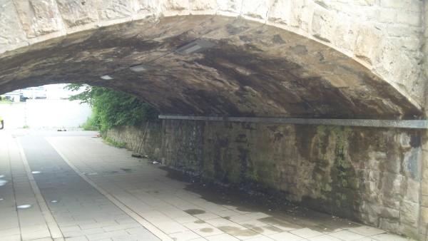 Underpass Mural link