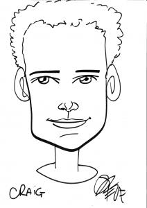 Cartoon Craig