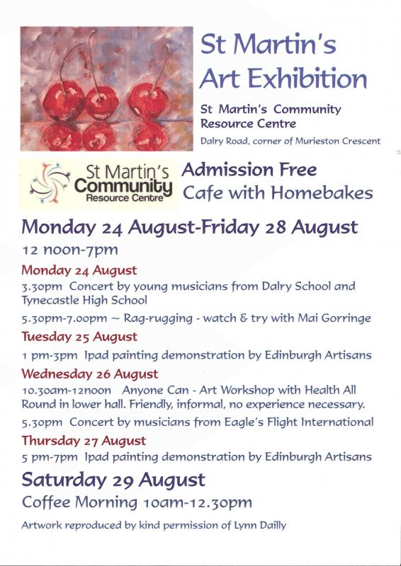 st martins art exhibition-1