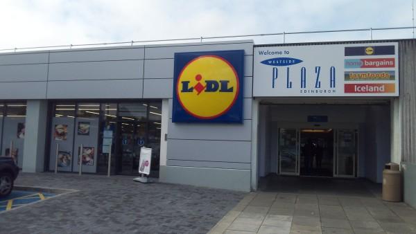 Lidl Westside Plaza