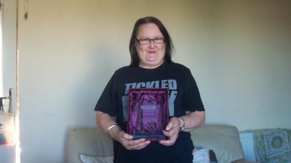 Eunice Remploy award