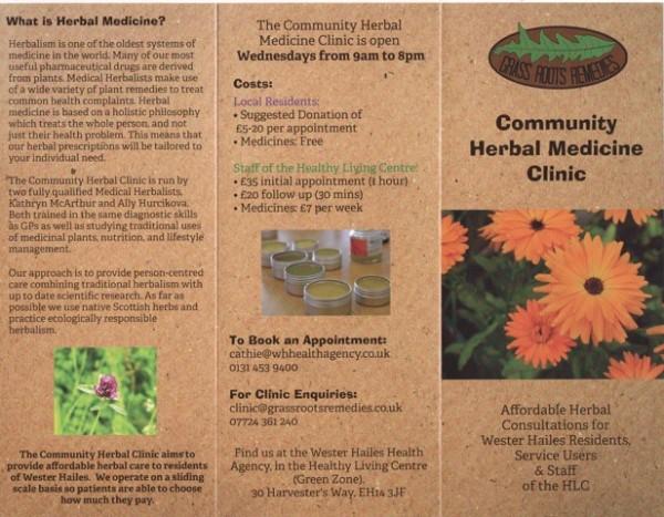 Clinic Leaflet 1 1