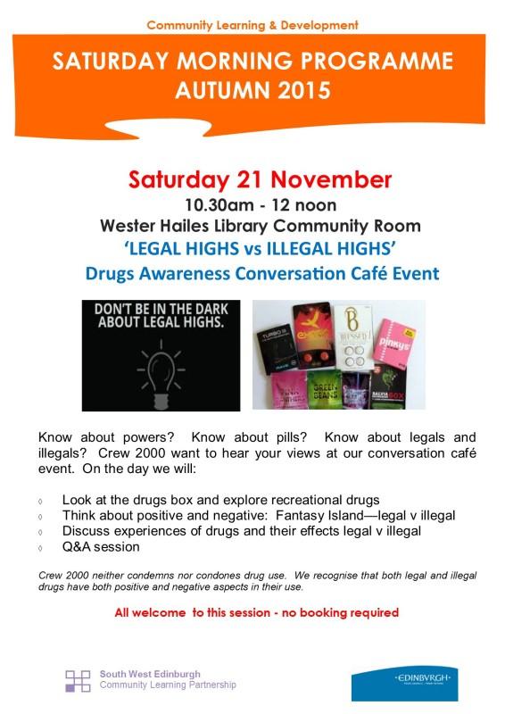 Legal-Highs-v-Illegal-Highs-Drugs-awareness-event-21.11.15