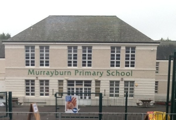 murrayburn primary school polling station independence referendum