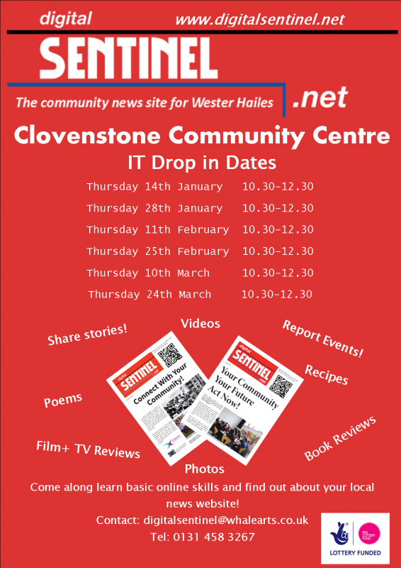 Community News Reporter Clovenstone dates
