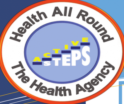 logo active steps health agency health all round