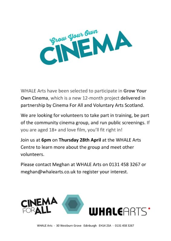 Community Cinema meeting