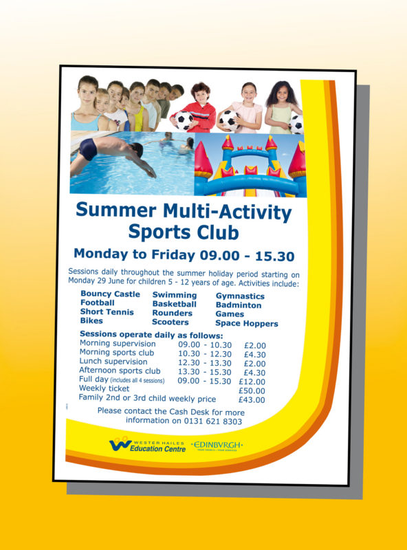 Summer-Sports
