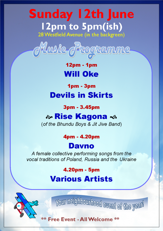 The Music Programme (A4)