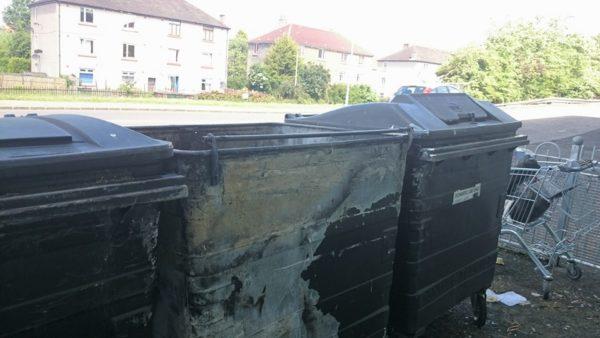 Murrayburn Resdients Organisation bins