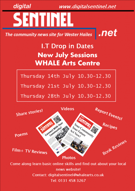WHALE July Dates 2016 portrait