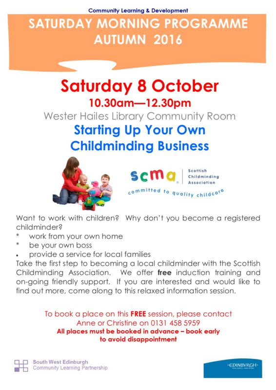 starting-up-your-own-childminding-business-session-8-10-16