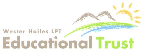 Wester Hailes LPT Educational Trust Logo