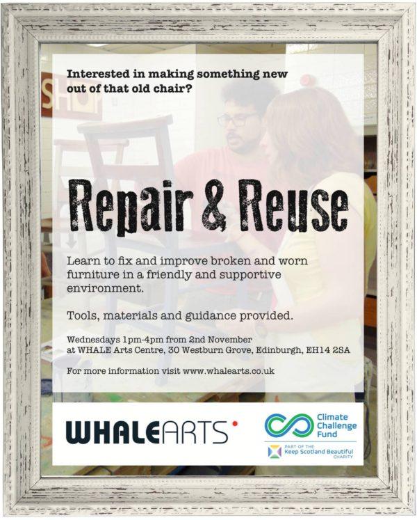 repair and reuse westburn can