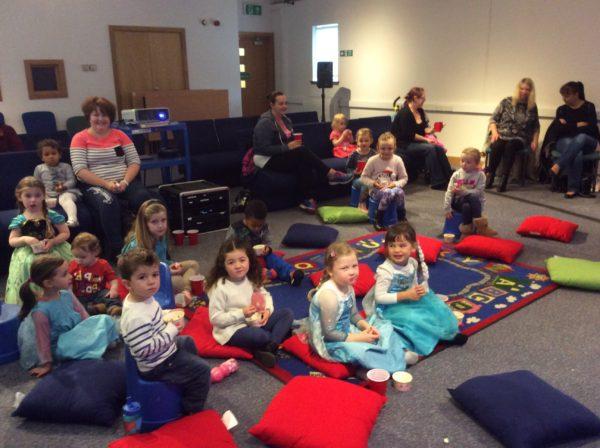 Wester Hailes library Edinburgh Film Club