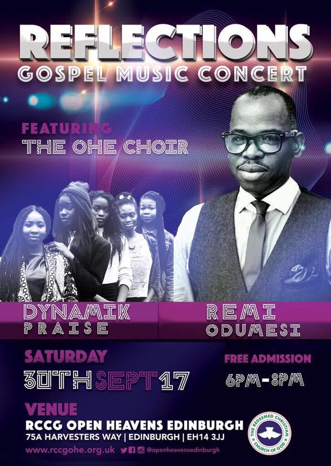 Digital Sentinel Gospel Concert At Open Heavens Church