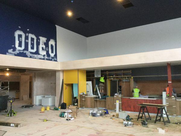 Digital Sentinel | Local Cinema to reopen as Odeon Luxe Edinburgh West