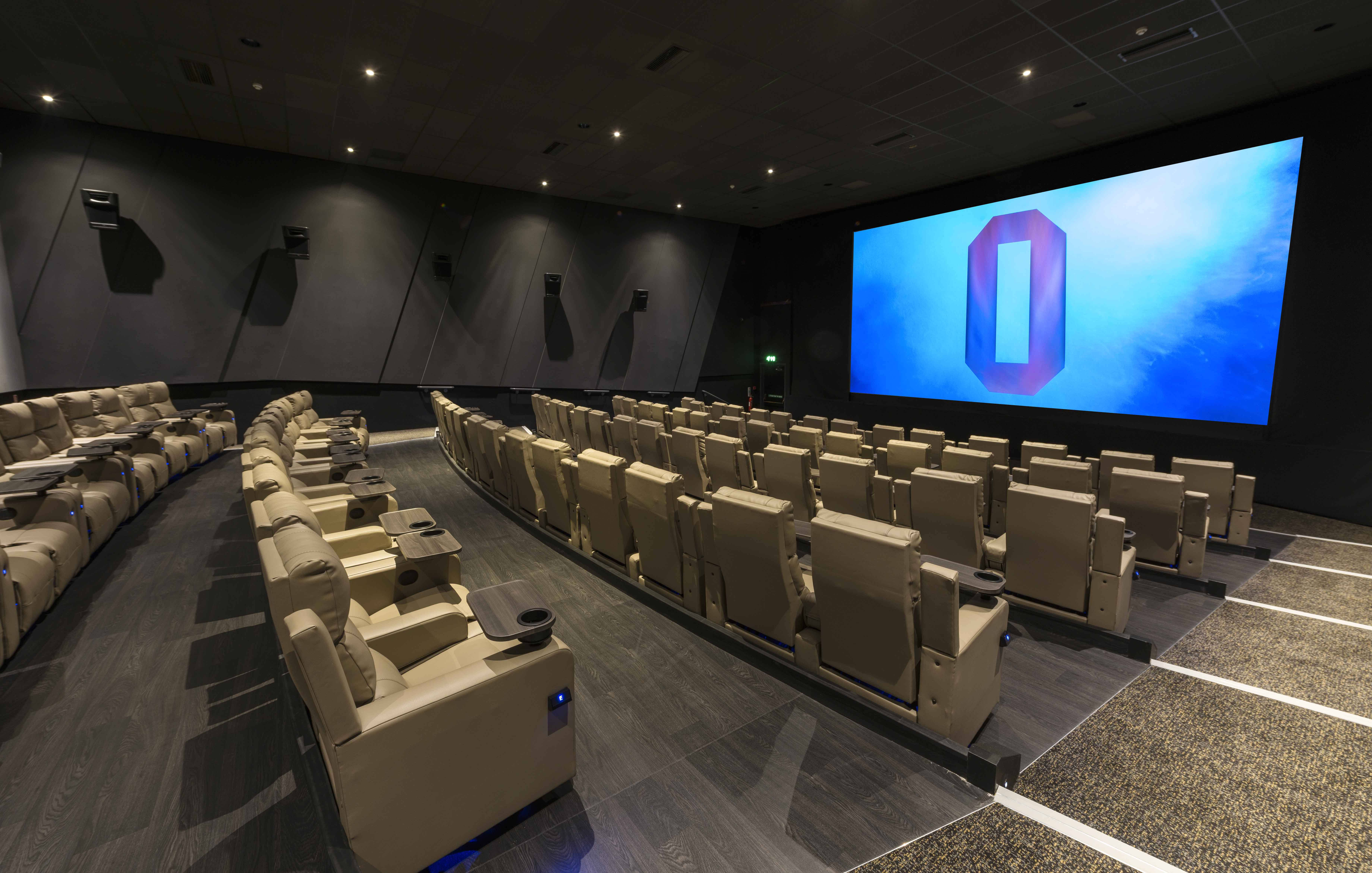 Digital Sentinel Local Cinema To Reopen As Odeon Luxe