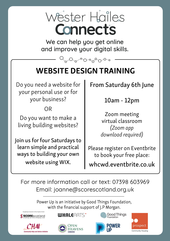 Digital Sentinel Website Design Training
